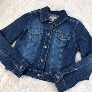 Nine West Vintage America Denim Jacket